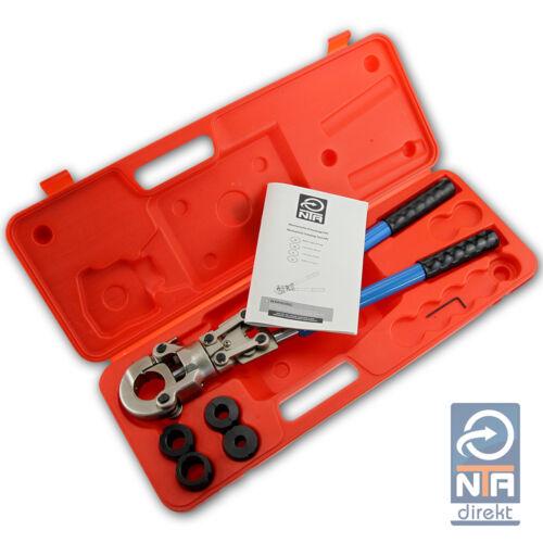 NTA Presszange UP-Kontur Rohrpresszange 16-20-25-32 Pressbacken f Verbundrohr