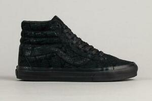 zapatos negros mujer vans