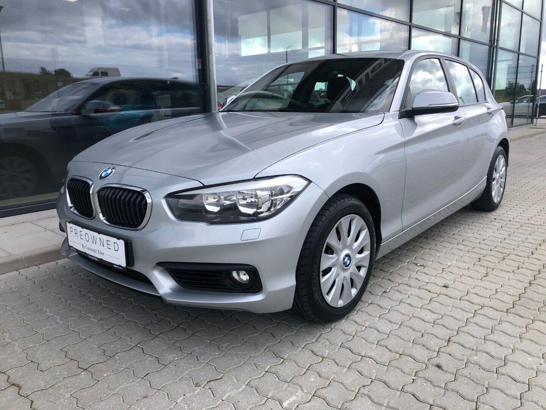 BMW 118d 2,0 aut. 5d - 229.995 kr.