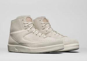 81a08e6cd02913 Details about NIKE AIR JORDAN 2 RETRO DECON SIZE 9 MEN S SHOES SAIL BIO  BEIGE 897521-100 NEW