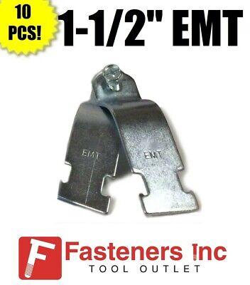 Genuine Unistrut P1427-EG 3//4 Thin Wall Conduit EMT Pipe Strut Clamp for All 1-5//8 Strut Channels