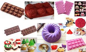 Baking-Silicone-Fondant-Cake-Mold-Decorating-Chocolate-Mould-Sugarcraft-Tool-DIY