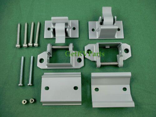 A/&E Dometic3108706015RV Awning Mounting Bracket Kit Gray