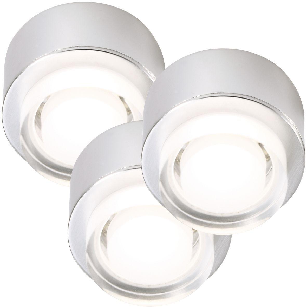 ti aspetto 3-kit LED unna Sottostruttura Luce 12v 12v 12v costruzione Lampada Nordlux sotto Lampada Da Incasso Spot  vendita online
