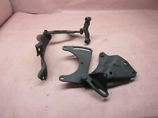 71-81 Chevy SB A6 A//C COMPRESSOR MOUNT BRACKETS AC Air Conditioning Small Block