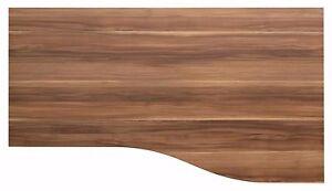 Schreibtischplatte Holz