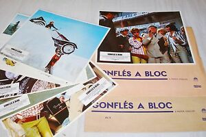 bourvil-GONFLES-A-BLOC-mireille-darc-jeu-12-photos-cinema-lobby-card-1969
