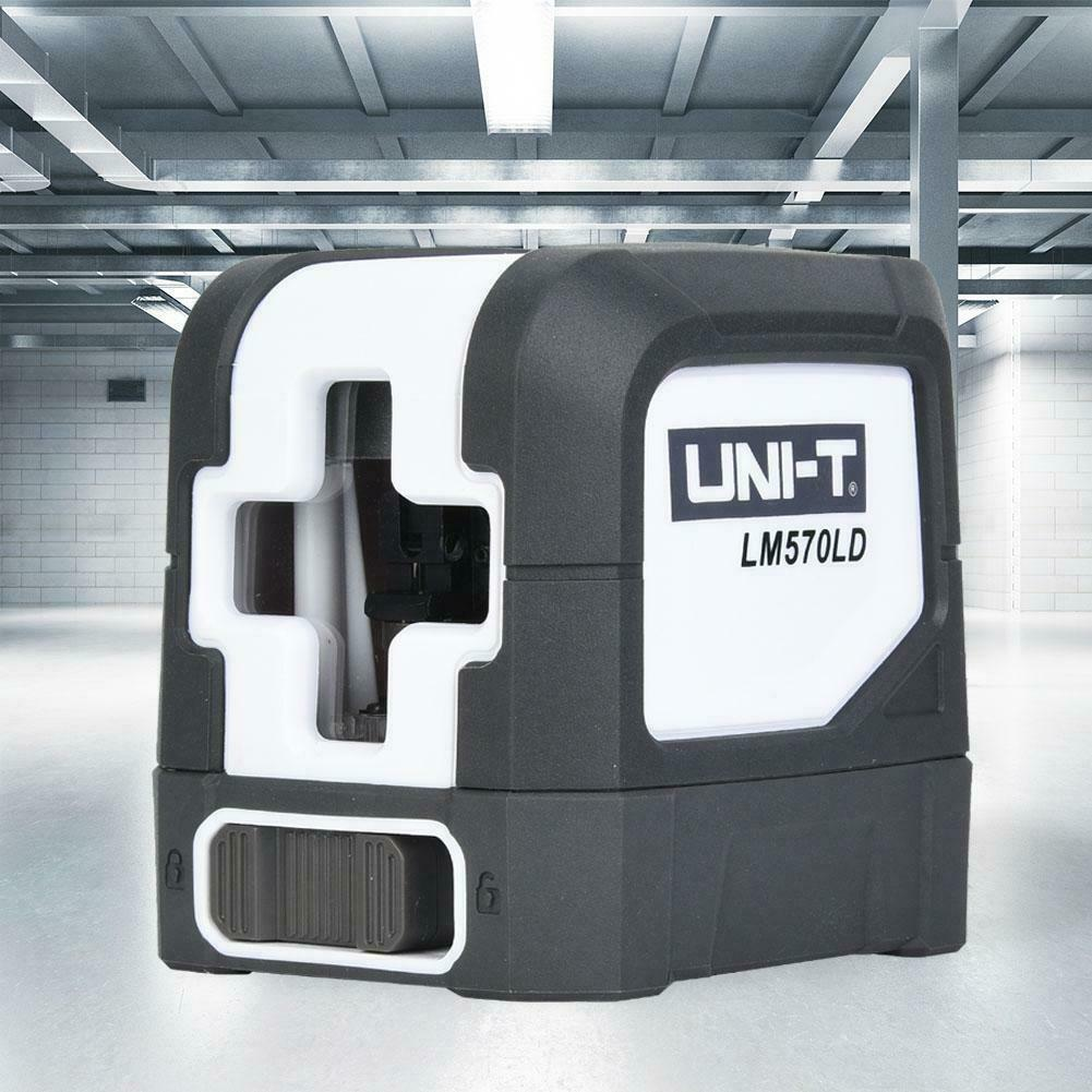 UNI-T LM570LD Grün Light Line Laser Meter High Precision Grün Beam Laser Tool
