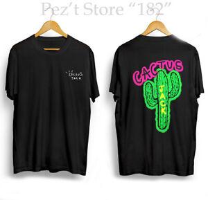 2019-NEW-TRAVIS-SCOTT-Astroworld-tour-cactus-jack-Letter-T-shirt-Palm-Angels