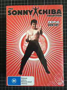 THE-SONNY-CHIBA-COLLECTION-new-Australian-DVD-BOX-SET-cult-Japanese-martial-arts