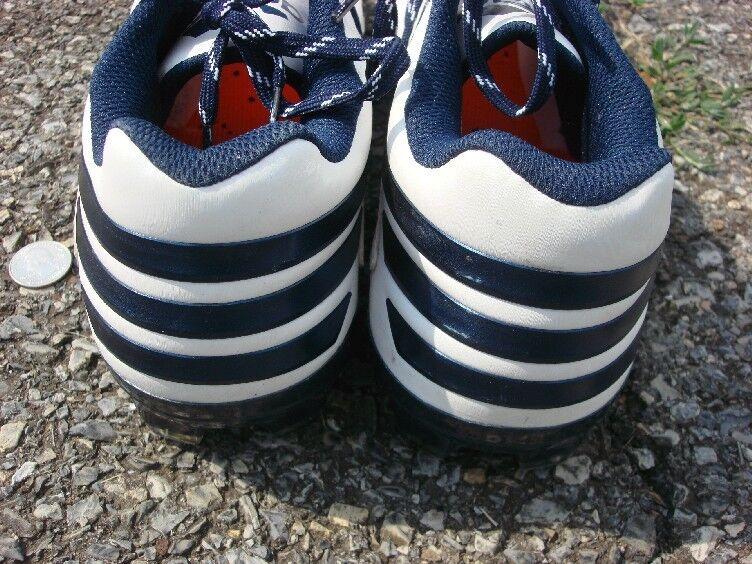 schuhe, adidas - blau fußballschuhe cleets weiß - blau - männer fußball fußball - schuh fest. 6b7880