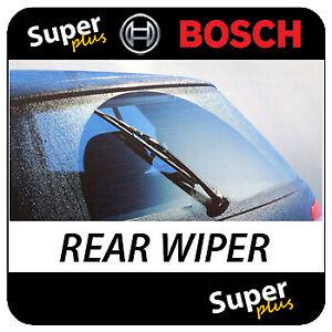 Rover-800-Mk1-10-86-10-91-Bosch-Limpiaparabrisas-Trasero-Hoja-475mm-SP19