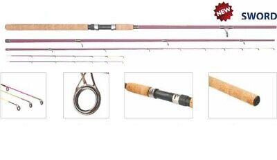 4,20 Feederrute Feeder Angelrute Steckrute Rute GFK SWORD 150g 110134