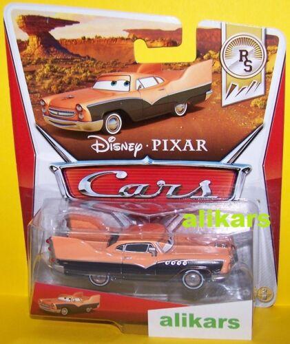 Mattel 1:55 Modellini Disney Pixar Film Cars Autos Metallo Giocattolo Die-cast