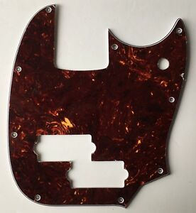 Squier Mustang Vintage Modified VM Pickguard various colours 1 3 /& 4 ply
