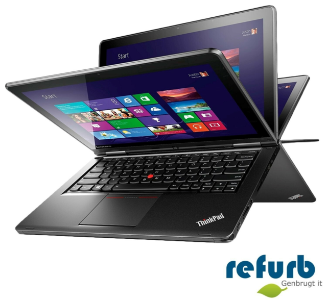 Lenovo ThinkPad Yoga, GHz 1.6, GB ram 4, GB harddisk 128,…