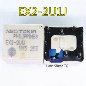 1PCS-Relay-EX2-2U1J-EX2-2U1J-DIP-10-new