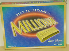 Play to Become a Millionaire Game-Universal Games 1999-Complete Ex Condition