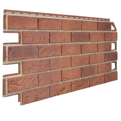 Fassadenplatten Gutherzig Solid Brick Klinkerfassaden Ein BrüLlender Handel Fassadenverkleidung