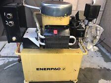 Enerpac Per5401n Portable Hydraulic Pump