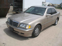 JUST IN FOR PARTS!! WS5686 2000 MERCEDES BENZ C CLASS Woodstock Ontario Preview