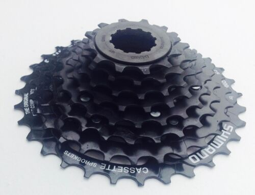 8 Speed freewheel Shimano cassette 12 32 tooth sprocket bike bicycle new
