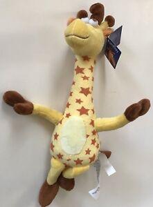 """17/"""" NEW WITH TAGS Geoffrey Giraffe Plush Stuffed Animal by Toys R Us"""