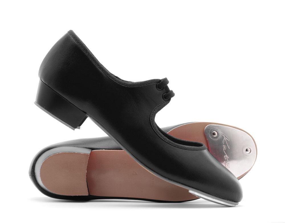 Girls Ladies Low Heel Tap Dance Shoes All Colours & Sizes By Katz Dancewear