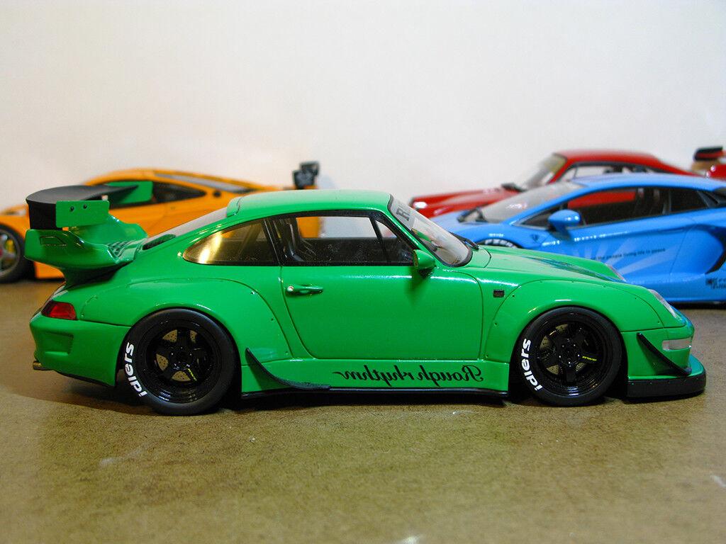 Porsche 993 RWB Gt-spirit 1 18