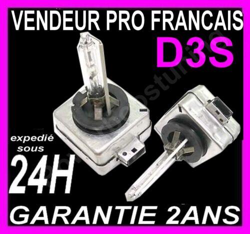 1 FEU PHARE D3S au XENON en HID 35W a GAZ compatible OSRAM PHILIPS Skoda ORIGINE