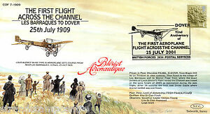 COF 07-1909 Century of Flight - First Flight Across The Channel