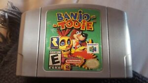 AUTHENTIC-Banjo-Tooie-N64-tested-and-working