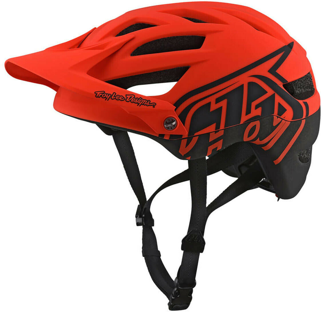 Troy Lee A1 MIPS MTN Cycling Helmet  arancia