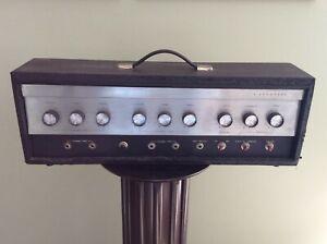 Vintage-1960-039-s-Model-1485-Sears-Silvertone-Guitar-Tube-Amplifier