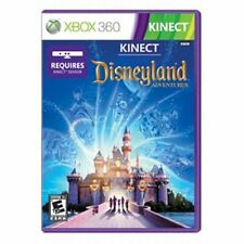 Kinect Disneyland Adventures Xbox 360 Very Good 1Z