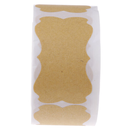 300pcs//set Blank Stickers scrapbooking labels sticker Package wedding decorat ZT