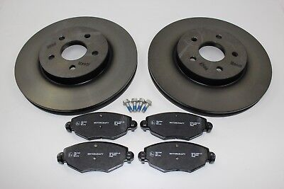 1783849 1681578 Original Ford Bremsscheiben u Bremsbeläge Mondeo III MK3