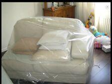 (divano a 2 POSTI)/MATERASSO (doppia) Aspirapolvere Sacchetto per lo stoccaggio/inondazione.