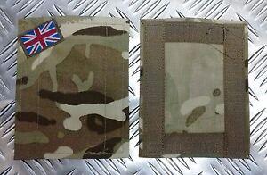 Genuine-British-Military-MTP-Blanking-Patches-Panel-Union-Jack-for-UBACS-PCS-C03