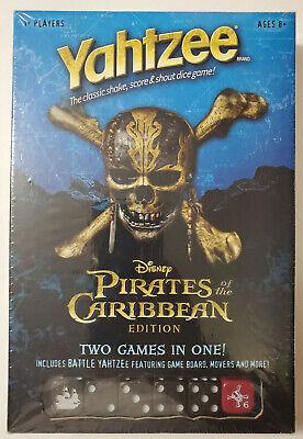 Yahtzee Battle Pirates Of The Caribbean 2017