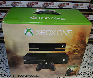 Microsoft Xbox One Titanfall Bundle 500 GB Black Console ...