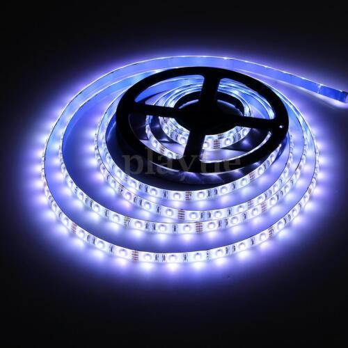 USB LED Strip SMD3528 50CM//1M//2M//3M non Waterproof Holiday lights TV Backgroua /%