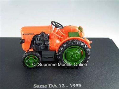 Même DA12 TRACTOR 1953 Modèle Classique Emballé question vert roues PKD K8967Q ~ # ~