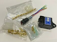 Kit Ngk 15694 65990 15694 65992 S81nl Lamp Glow Plug Timer 12v Kubota