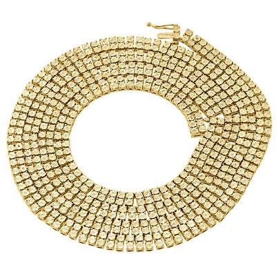 2 Reihen Halskette Original Diamant Link Kette Herren .925 Sterlingsilber 2.50 Elegante Form