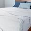 """serta sleeptogo 10"""" gel memory foam luxury mattress, twin *dm"""