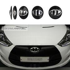 BRENTHON Full Set 7 pcs NEW Emblem EMS Free Shipping for Hyundai Veloster 2012