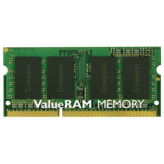 Kingston Technology KVR16LS11/4 4GB PC3L-12800 CL11 204-pin SODIMM