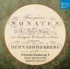 Romberg Sonatas for PNO Clo 0888837228725 CD P H