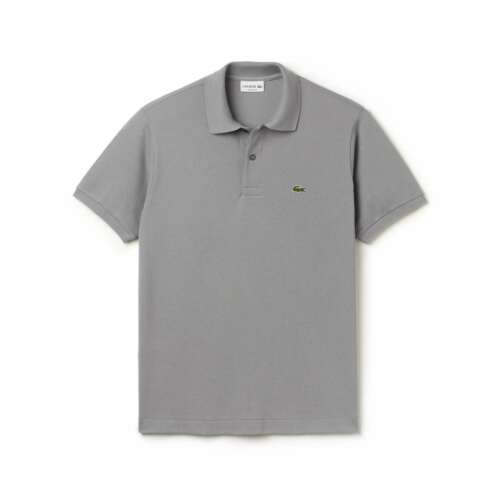Lacoste Men/'s 100/% Cotton Regular Fit Classic Polo T-Shirt Short Sleeve NEW Tee